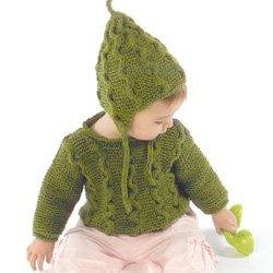 minnowknits green bean
