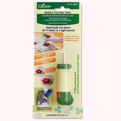 clover needle felting tool