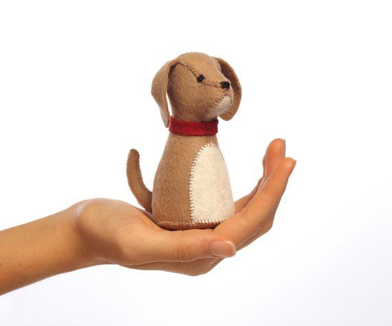 pocket pup hand-stitching kit