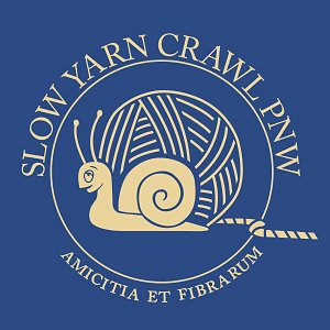 2019 slow yarn crawl passport & pin