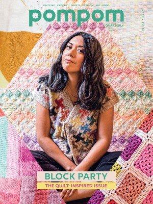Pompom Quarterly N.36 Block Party