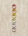 Colored Split Ring Stitch Markers