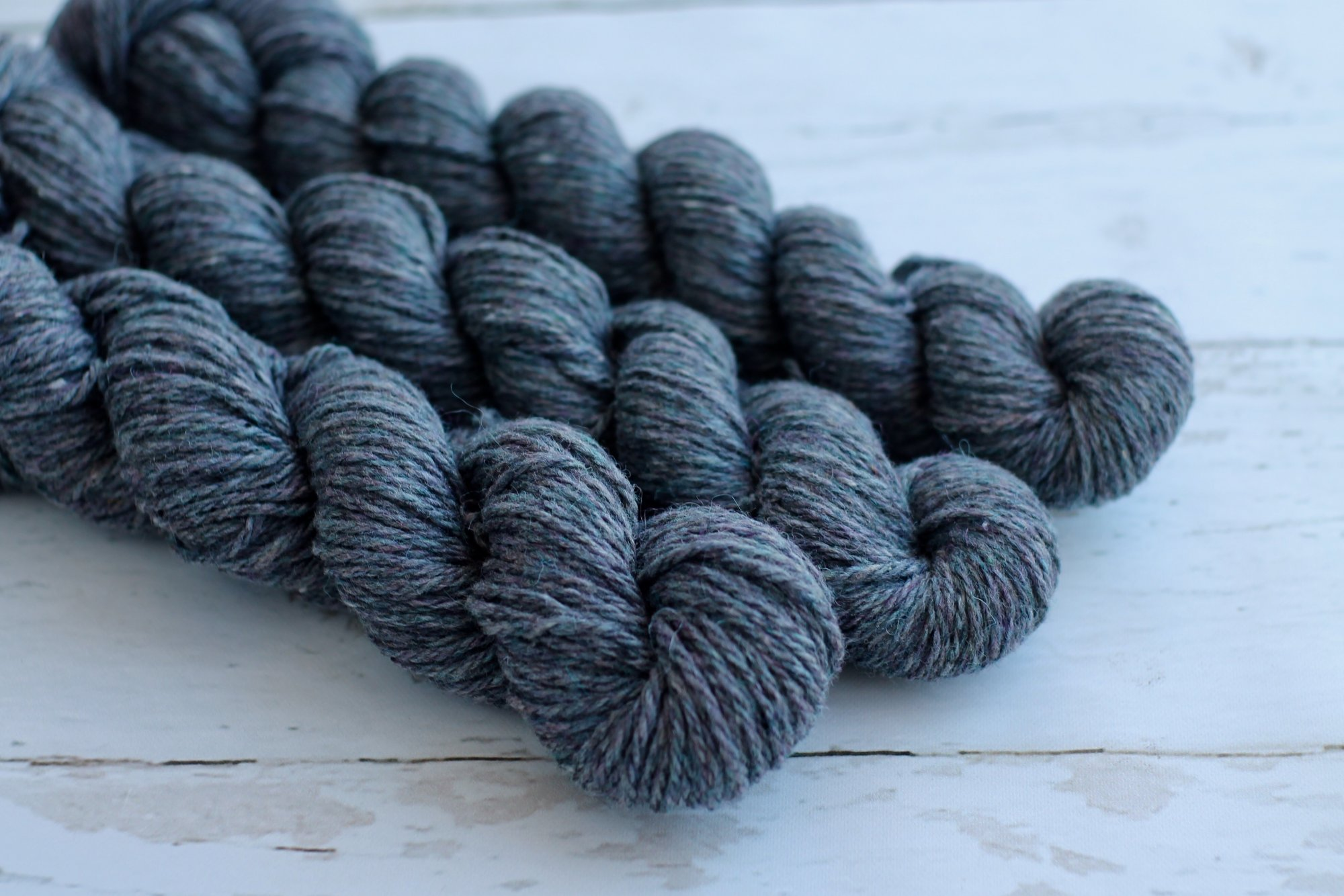 Julie Asselin Nurtured Aran