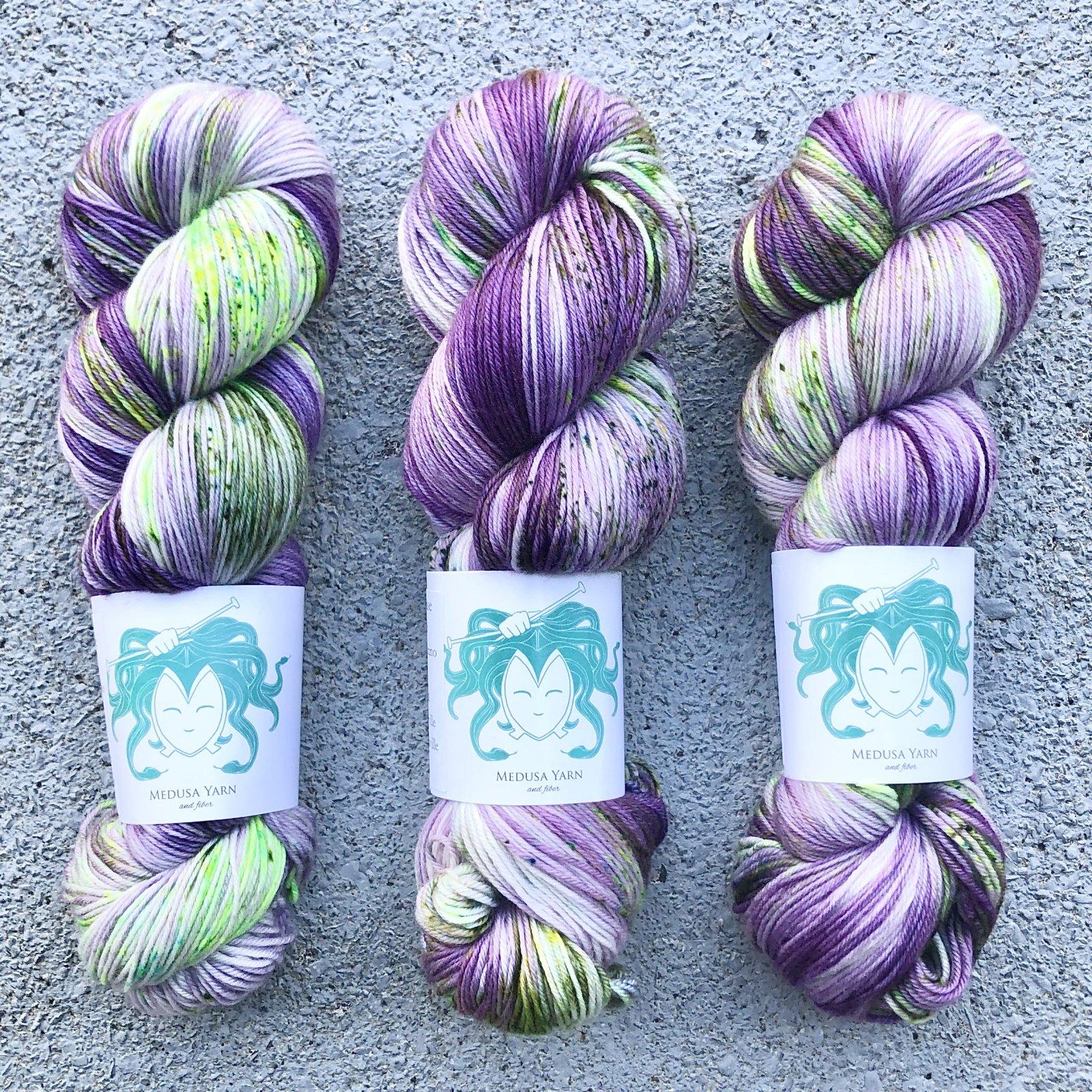 Medusa Yarn Exclusive Custom Colorway