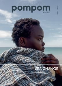 Pompom Quarterly No. 30 Autumn 2019 Sea Change
