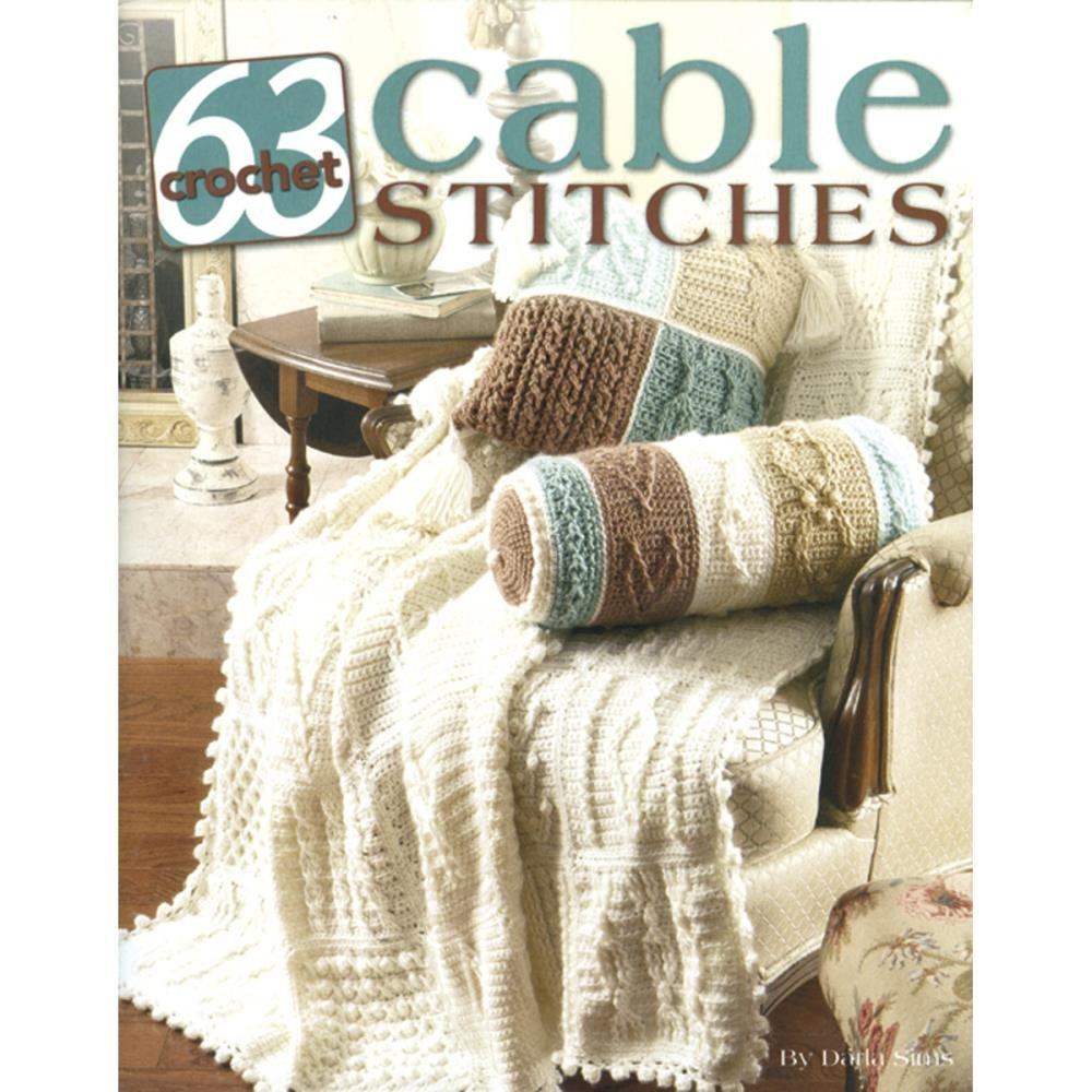 63 Crochet Cable Stitches (NM-321122)