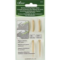 Bamboo Knitting Repair Hook (NM-075376)