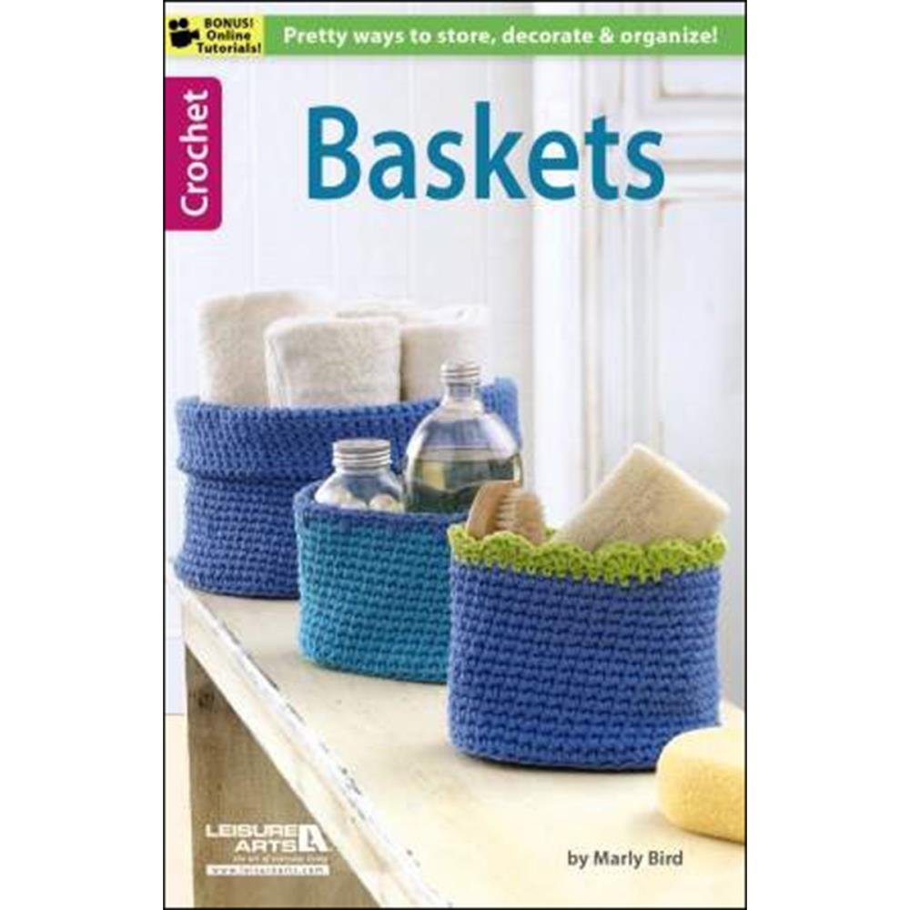 Crochet Baskets (NM-163247)