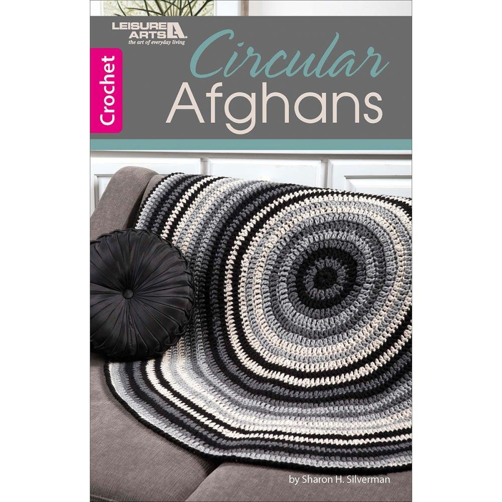 Circular Afghans - Crochet (NM-165167)