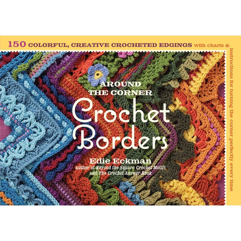 Around the Corner Crochet Borders (NM-430215)