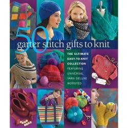 50 Garter Stitch Gifts to Knit (NM-454065)