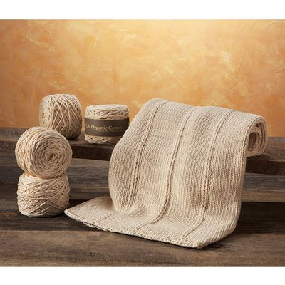 Chunky Car Seat Baby Blanket Kit by Appalachian Baby