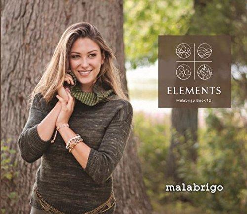 Malabrigo Book 12 FOUR ELEMENTS Pattern Book