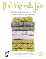 Building with Lace Pattern Book by Michelle Purl Hunter