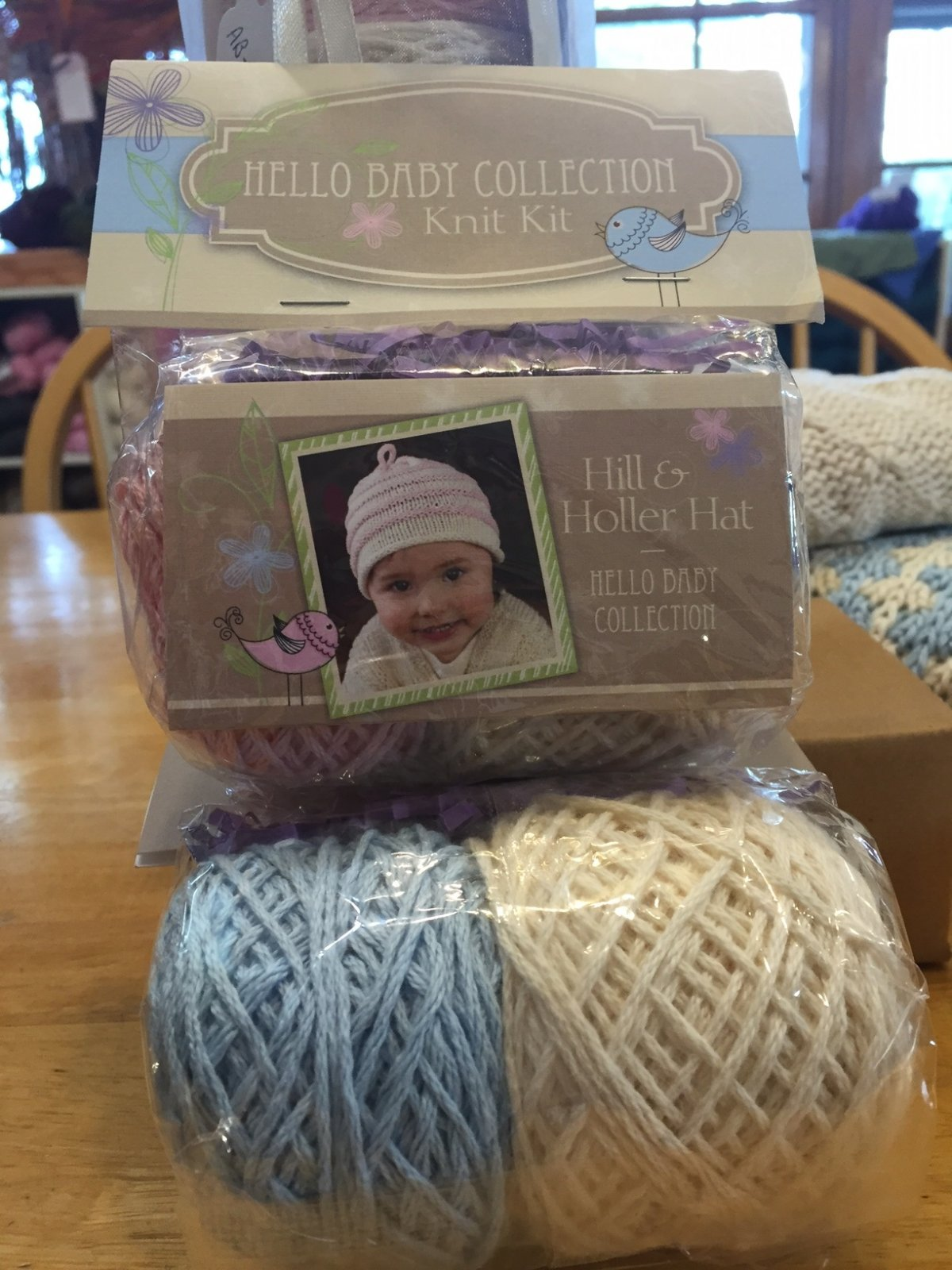 Hill and Holler Hat Kits by Appalachian Baby Designs
