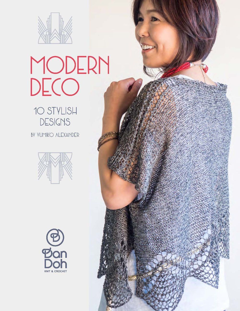 DahDoh Designs Modern Deco Pattern Book