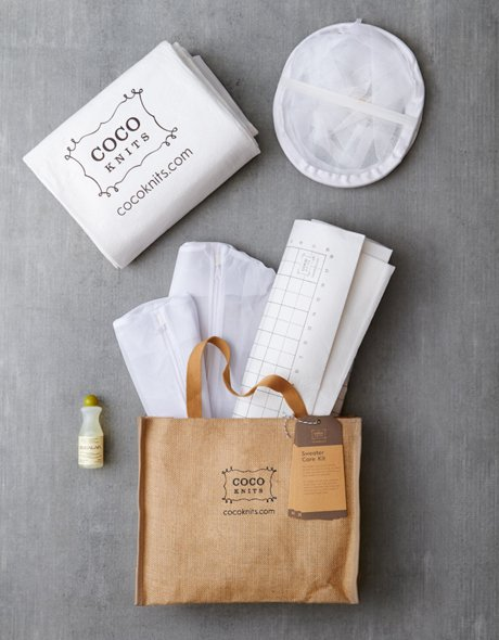 CoCo Knits Sweater Care Kit (CC-SCK)