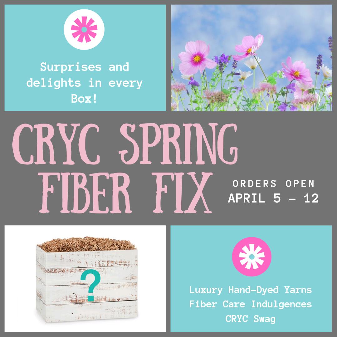 CRYC Spring Fix Box