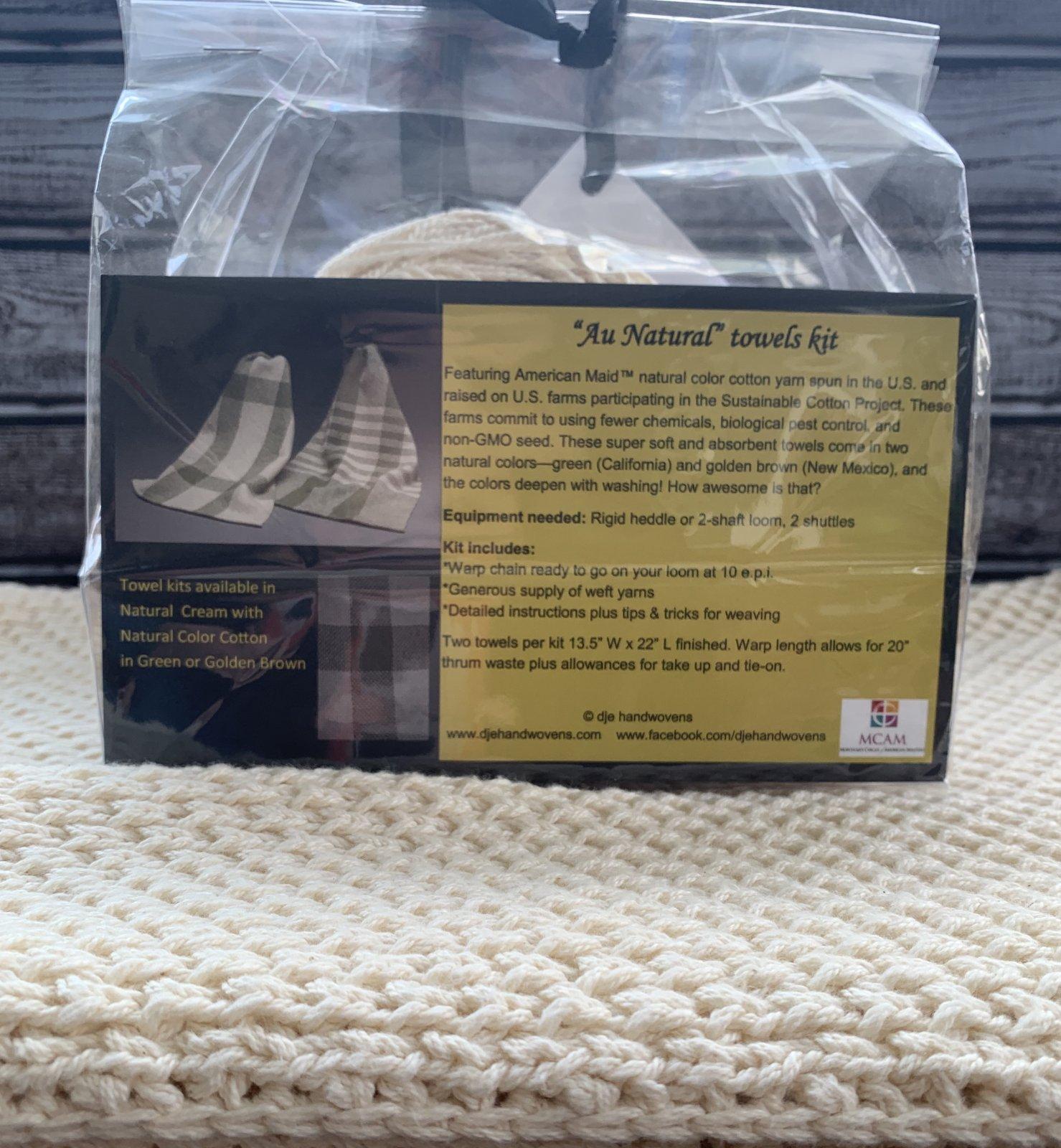 Au Natural Towel Kit