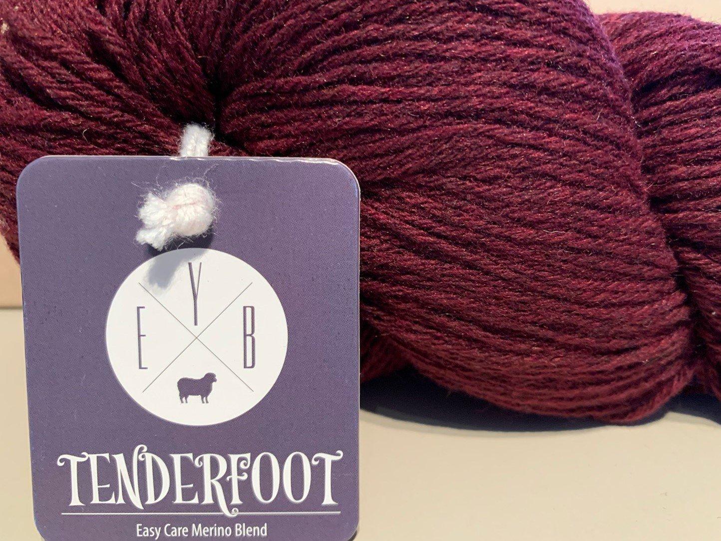 EYB Tenderfoot