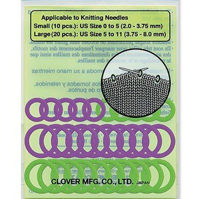 Clover - Soft Ring Markers 3107