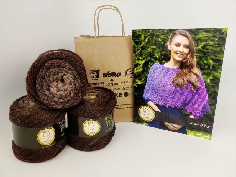 Annie Wrap Kit - Euro Yarns