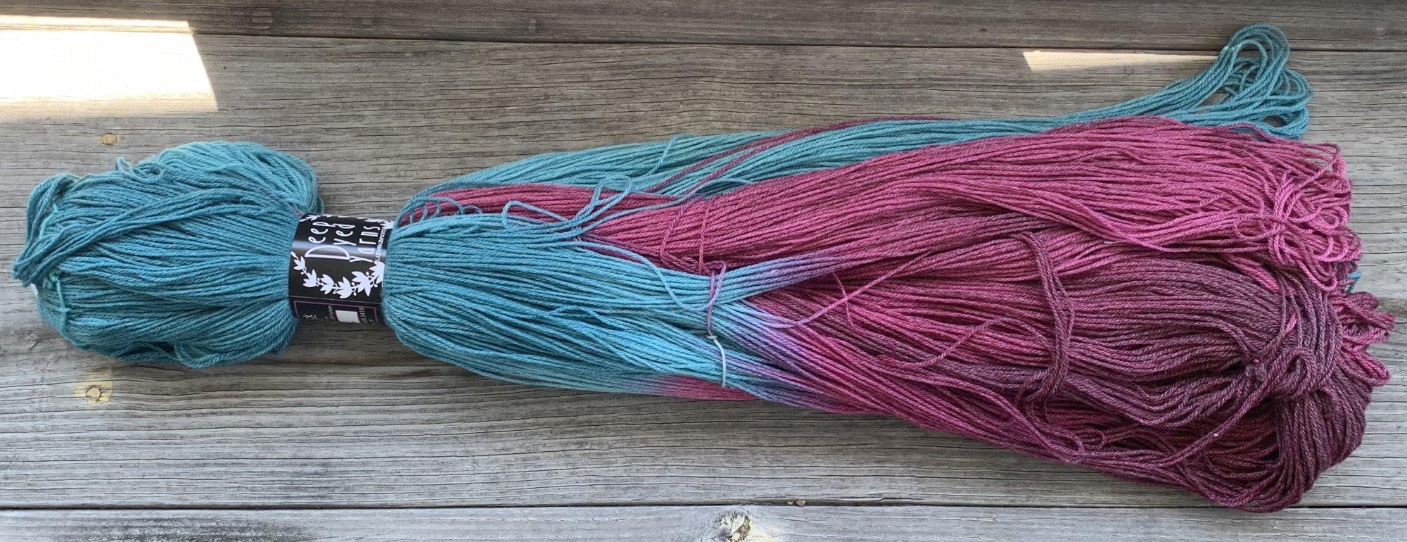 Luna Bud Test Knit Kits Glammy