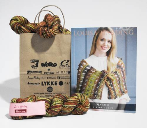 Leone Wrap Kit - Louisa Harding