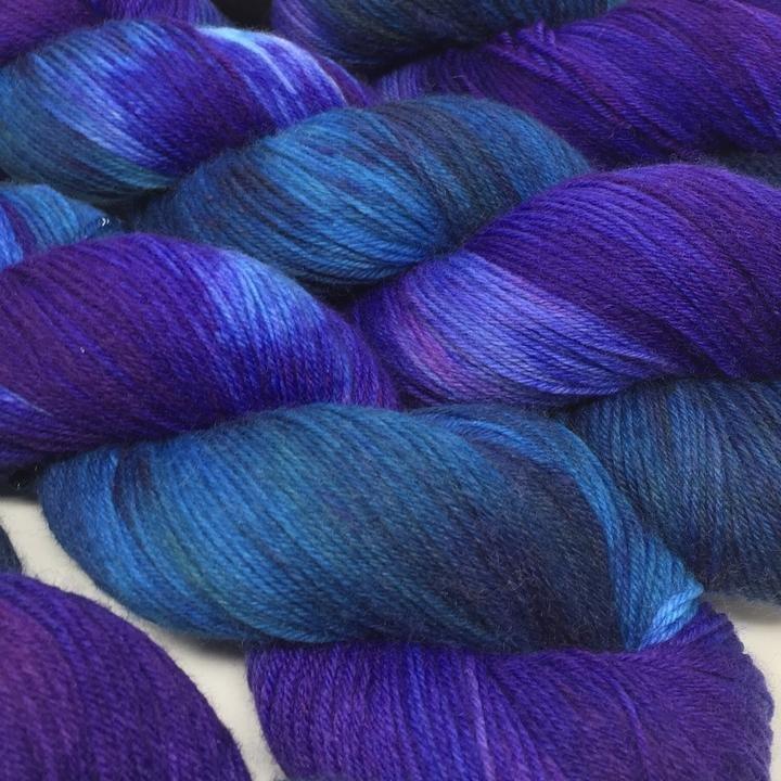 Deep Dyed Yarns- Good JuJu