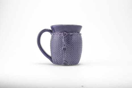 Knitted Sweater Mugs - Pawley