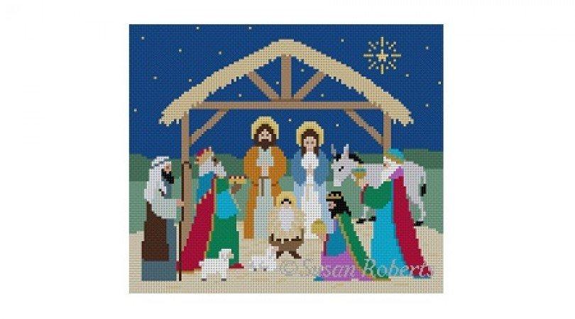 SR/0790 Nativity #18