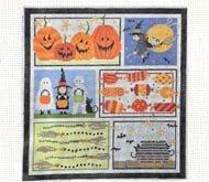 JL/PSI005 Halloween w/ Stitch Guide