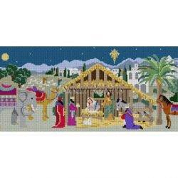 SR/1156 Nativity Stable