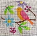 ECN/N126D Birds & Blooms