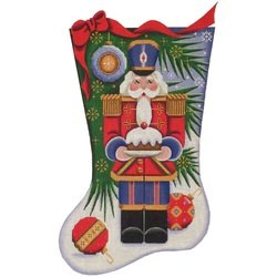 RWD/1331D Nutcracker Stocking - 13M