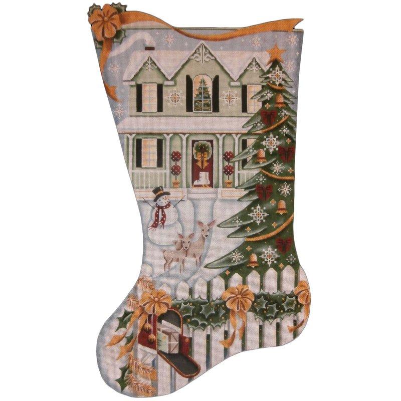 RWD/1392b Christmas Day Green House