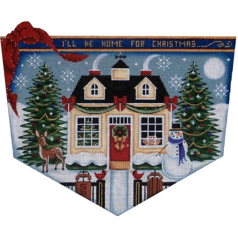 RWD/1455 Christmas Cottage