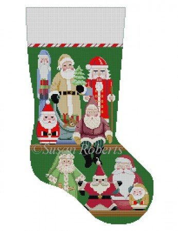 SR/3240 Santa Collection Stocking