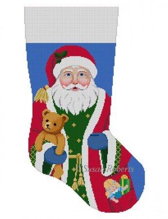 SR/3258 Santa w/ Bear