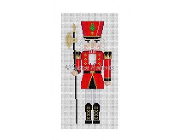 SR/4338 Red Guard Nutcracker