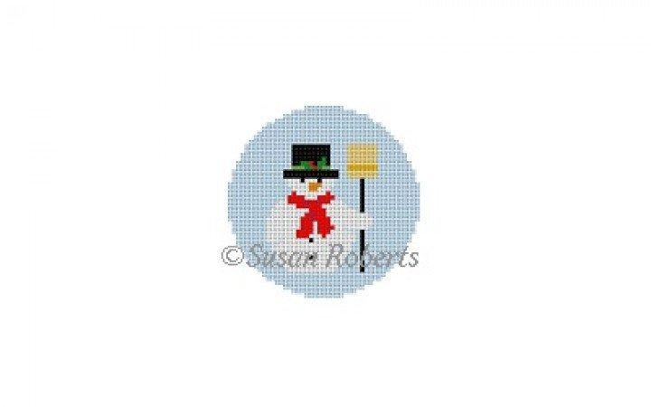 SR/5912 Snowman Round