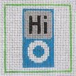 CN/A18 Hi Beginner Needlepoint Kit for Ages 7+