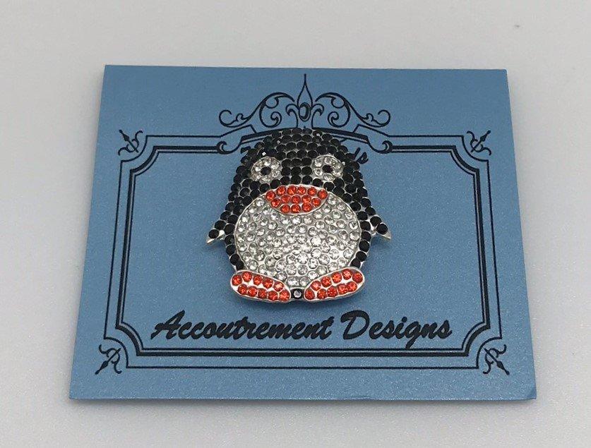 AD/AN002 Penguin Magnet