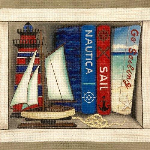 AP/4013 Sailing Book Nook