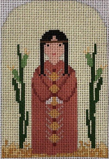 ASIT/240 Female Indian 18ct