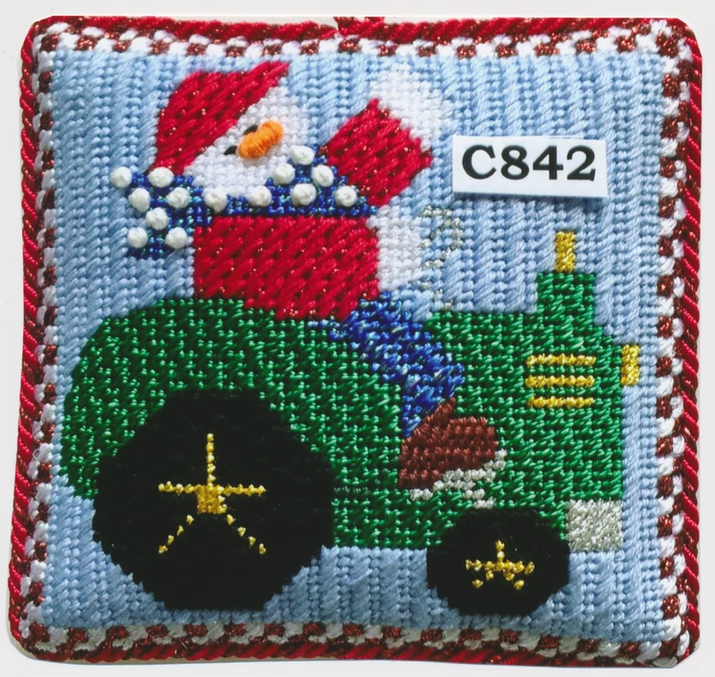 P&M/C842 John Deere Christmas