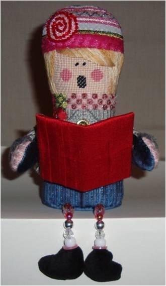 SMF/Carol w Stitch Guide & Beads