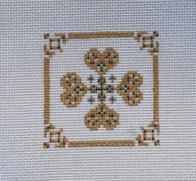CC/DW1608 Agape Cross