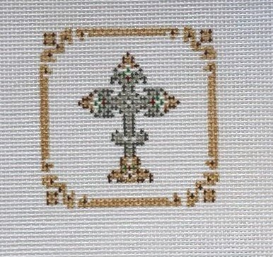 CC/DW1789 Peterborough Cathedral Cross