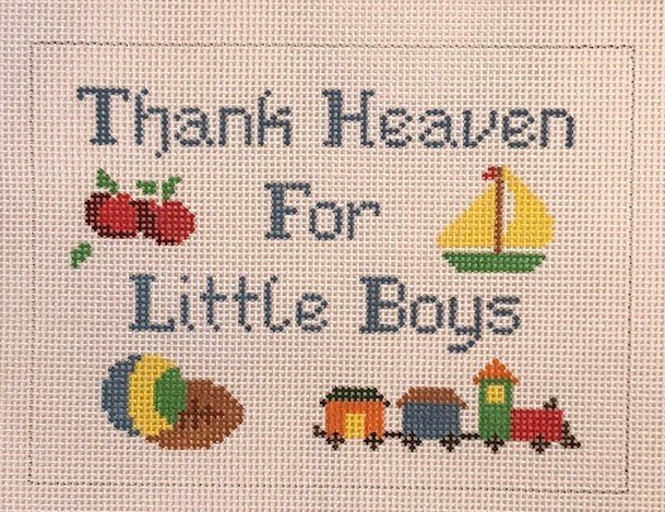 CC/SI377 Thank Heaven for Little Boys